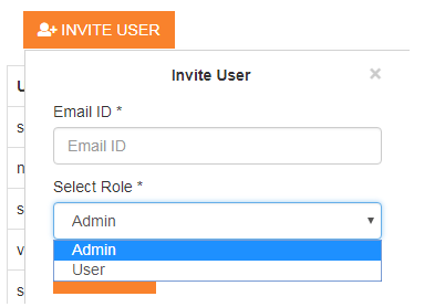 Credixo_invite users and assign role
