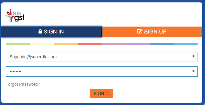 Sapphire_Registration_sign in