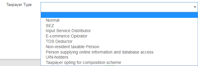 Sapphire_business hierarchy_taxpayer type