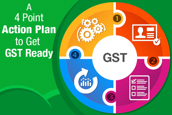 Goods and Services Tax: A 4 point Action Plan