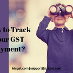 How to Track Your GST Payment in 4 Simple Steps