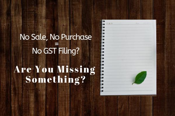 Nil GSTR9 Return Filing: Do You Need to Do That?
