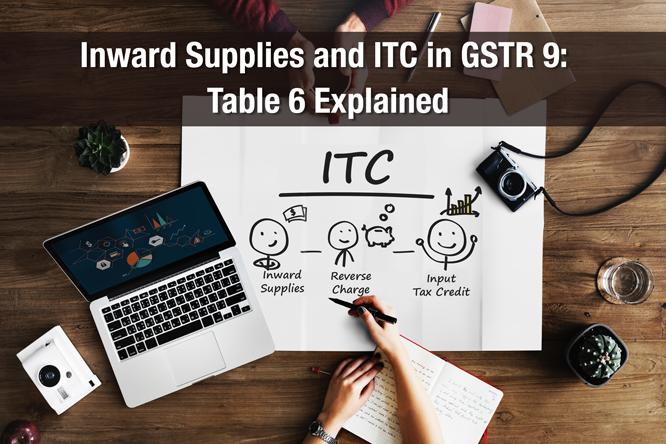 ITC Details